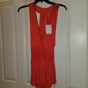 NEW Womens Free People Tank Top
